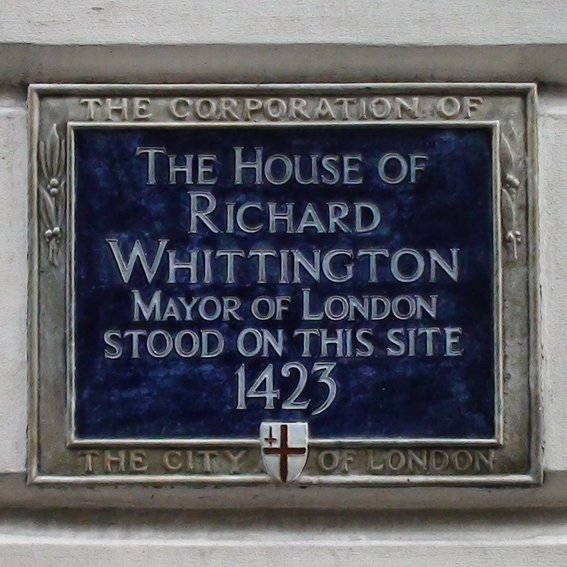 Whittington's house : London Remembers, Aiming to capture all memorials in London